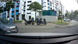 dashcam mode parking
