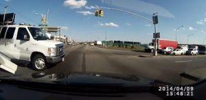 accident dashcam