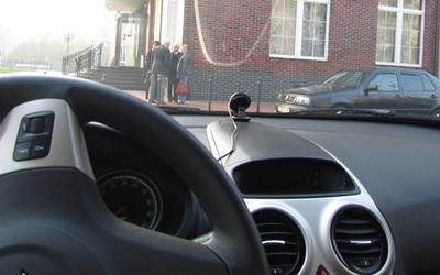 caméra surveillance dashcam