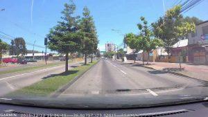 qualité image Garmin Dash Cam 35