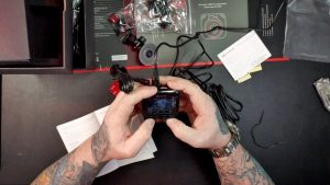 test dashcam bc master